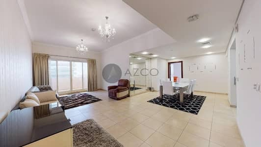 فلیٹ 3 غرف نوم للايجار في مدينة دبي الرياضية، دبي - SPACIOUS AND LUXURIOUS | UNIQUELY DESIGNED | MAIDS ROOM