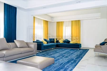 4 Bedroom Villa for Sale in The Meadows, Dubai - Fully Upgraded | Fully Furnished | 4 Beds
