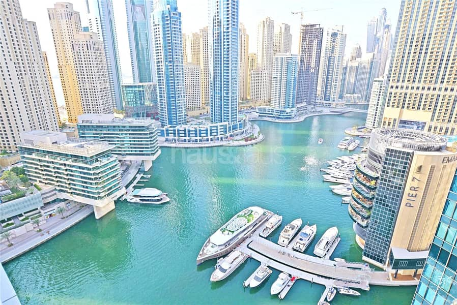 Rented   4.7% Net ROI   High Floor   Great Views