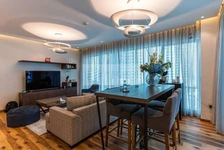شقة 2 غرفة نوم للبيع في دبي مارينا، دبي - 2 BR Fully Upgraded Ready To Move in Marina View