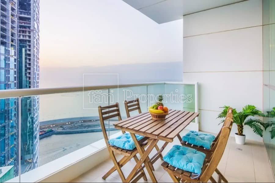 2 Hot Deal this week, amazing 2 bed with sea view.