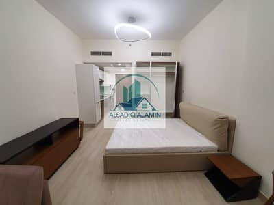 AMAZING BIG FURNISHED STUDIO AVAILABLE FOR RENT IN HEALTH CARE CITY IN ALIYAH RESIDENCY DUBAI