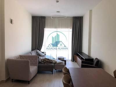 شقة 1 غرفة نوم للايجار في الجداف، دبي - AMAZING 1 BED ROOM AVAILABLE FOR RENT IN HEALTH CARE CITY IN ALIYAH RESIDENCY