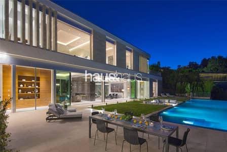 7 Bedroom Villa for Sale in Emirates Hills, Dubai - Dubai's most incredible modern masterpiece