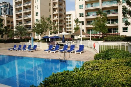 2 Bedroom Flat for Sale in The Greens, Dubai - 2BED PLUS STUDY/RENTED TILL SEPT 2021/ THE GREENS