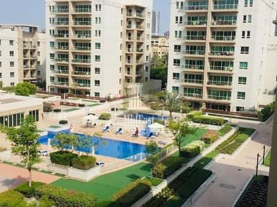 فلیٹ 1 غرفة نوم للايجار في الروضة، دبي - 1BR | Ghozlan | Tecom View | Well Maintained