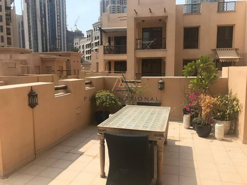 2 Exclusive 3BR+maid | Tenanted | Massive terrace