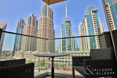 3 Bedroom Flat for Sale in Downtown Dubai, Dubai - Brand New | Serviced Apartment | 3 + Maids