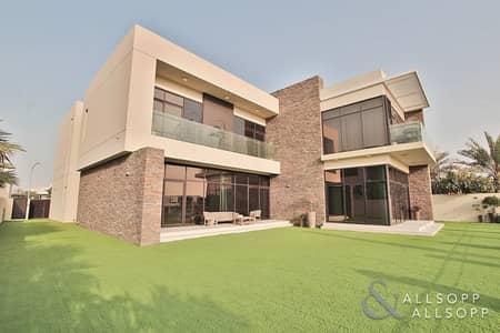 6 Bedroom Villa for Sale in DAMAC Hills (Akoya by DAMAC), Dubai - Executive 6 Bed Golf Course Villa   Vacant