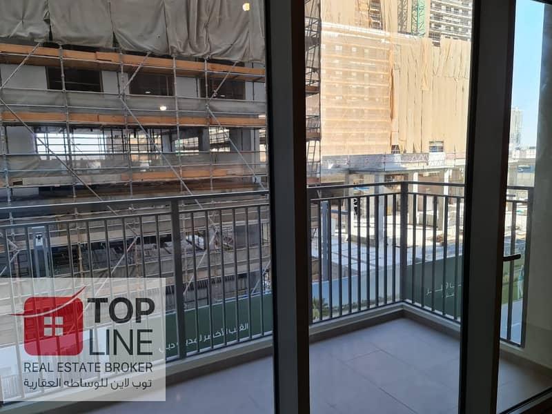 Luxury 1 Bedroom | Huge Balcony | New Apartment
