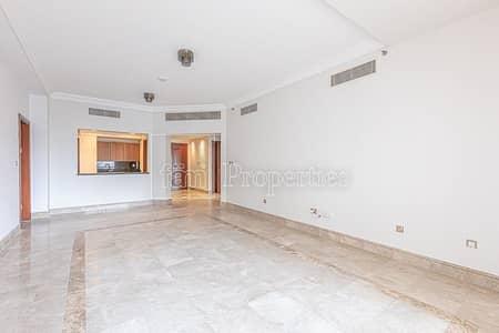 شقة 2 غرفة نوم للبيع في نخلة جميرا، دبي - 2 Br |North Res | Corner Unit | Partial Sea View