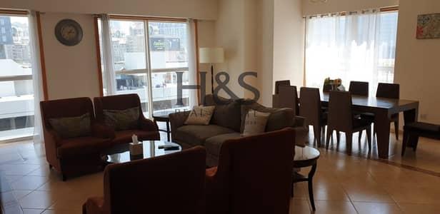شقة 3 غرف نوم للايجار في شارع الشيخ زايد، دبي - Chiller Free I Burj Khalifa View I Spacious 3 Beds