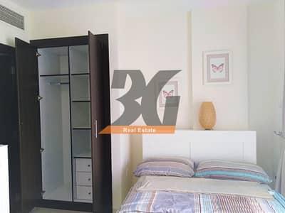 استوديو  للايجار في مدينة دبي الرياضية، دبي - Cozy studio with balcony in Royal Res 1