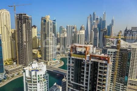 شقة 2 غرفة نوم للبيع في دبي مارينا، دبي - The Address Dubai Marina / 2 BED