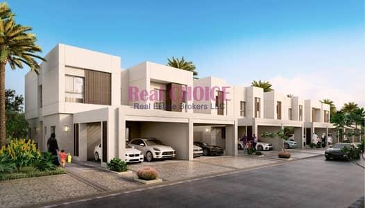 تاون هاوس 3 غرف نوم للبيع في دبي لاند، دبي - Resale | Near Handover 3 Bed Room Great Location