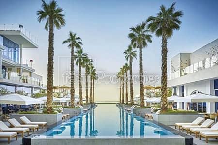 شقة 1 غرفة نوم للبيع في نخلة جميرا، دبي - Luxury Living  Fully Furnished   Partial Sea View