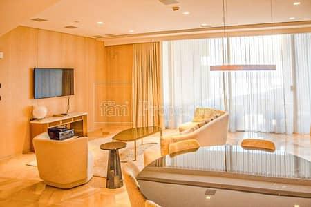 فلیٹ 2 غرفة نوم للبيع في نخلة جميرا، دبي - Luxury Living  Fully Furnished  Partial Sea View