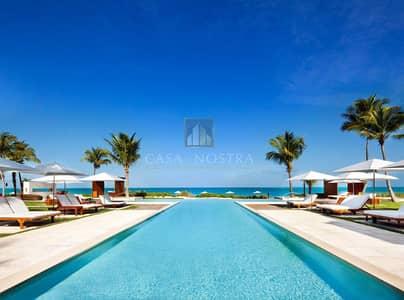 مبنی تجاري  للبيع في نخلة جميرا، دبي - Water Front Luxury 5 Star Hotel Investment Deal
