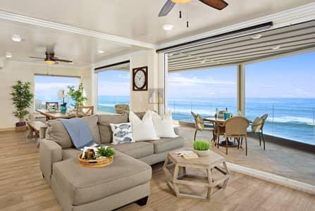 مبنى سكني  للبيع في نخلة جميرا، دبي - Luxury 5 Star Hotel with Private Beach Access