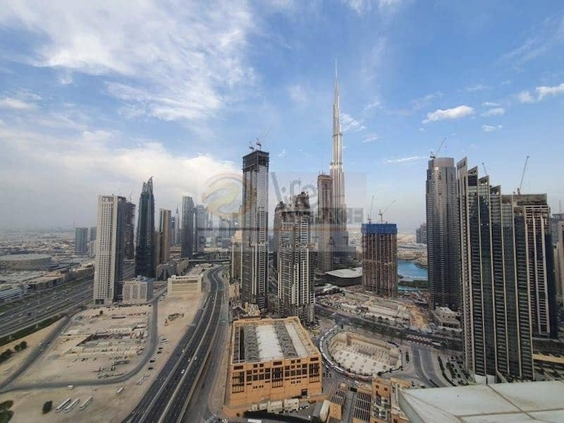 Double Terrace 4Br | Burj Fountain View | Quality Upgrade