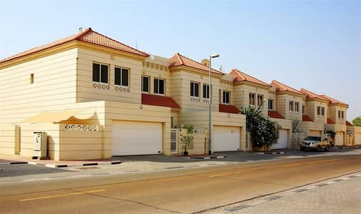 Good quality 4 Bedroom plus maid villa in Jumeirah, One month free