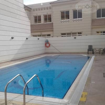 New finish 3 bedroom villa with shared pool/gym One month free