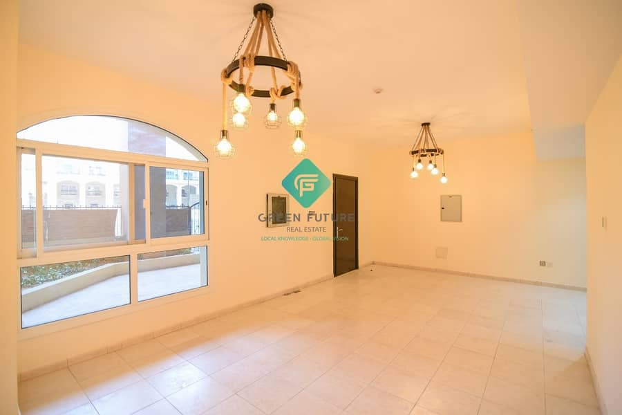 2 Pool Facing Duplex   3 BR Duplex with Maid Room   Fully  Upgraded   2 Jyms