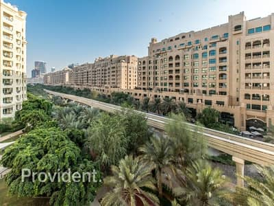 2 Bedroom Apartment for Sale in Palm Jumeirah, Dubai - F Type | Park Facing | Vacant on Transfer