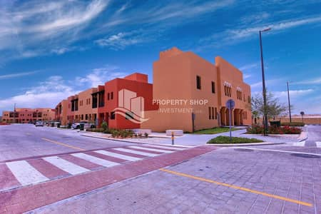 3 Bedroom Villa for Rent in Hydra Village, Abu Dhabi - 6 Payments | Lowest price | Move in soon