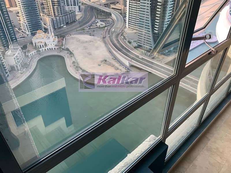 Three Bedroom fully furnished with private pool @ Time Place  close to metro