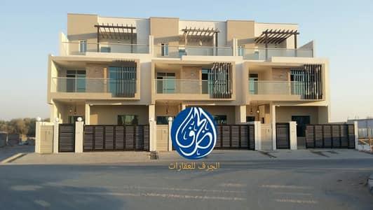 5 Bedroom Villa for Sale in Al Zahia, Ajman - Villa for sale in Ajman area  Al Zahia is freehold with banking facilities