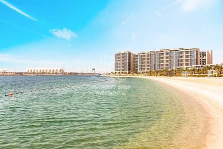 فلیٹ 2 غرفة نوم للايجار في شاطئ الراحة، أبوظبي - 3 Payments | Duplex High Floor | Store & Laundry Room