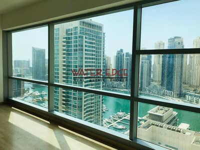 3 Bedroom Apartment for Rent in Dubai Marina, Dubai - Luxury 3BR + Maids I chiller free I next to metro