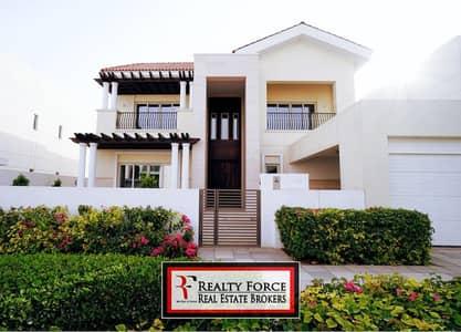 فیلا 5 غرف نوم للايجار في مدينة محمد بن راشد، دبي - LARGE PLOT| CORNER 5BR| LANDSCAPED|CLOSE TO LAGOON