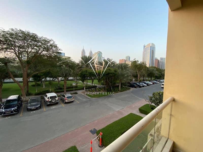 2 Spacious 1 B R With Garden View +  Balcony in Al Dhafrah 1 Green