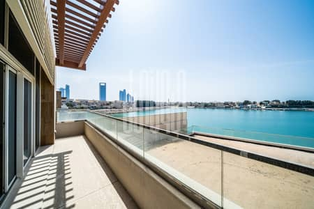 7 Bedroom Villa for Rent in The Marina, Abu Dhabi - Luxury and Specious Sea view  villa