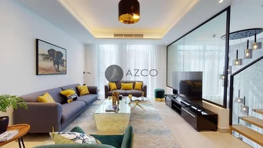 4 Bedroom Townhouse for Sale in Jumeirah Village Circle (JVC), Dubai - 4BR Luxury Townhouse I Move In Now I Hot Deal