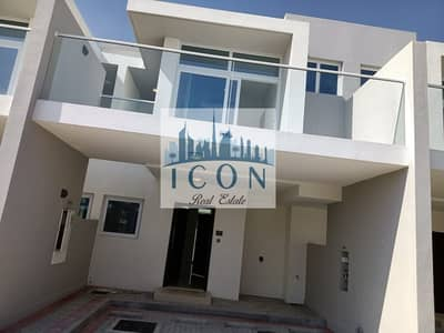 3 Bedroom Townhouse for Rent in Akoya Oxygen, Dubai - Brand New 03 Bed with Maid Room in Albizia Cluster