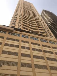 شقة في أبراج عجمان مدينة الإمارات 1 غرف 18000 درهم - 5052128