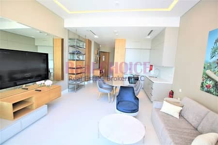 1 Bedroom Hotel Apartment for Rent in Business Bay, Dubai - Brand New | Luxury Duplex Home | All Included
