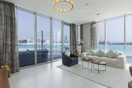 Resale  Furnished   Ready June 2022  Lagoon view
