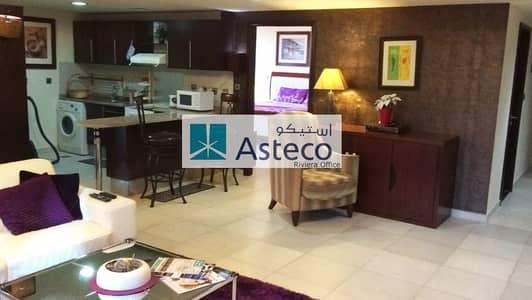 شقة 1 غرفة نوم للايجار في أبراج بحيرات الجميرا، دبي - Elegantly Furnished 1BHK| Biggest Layout