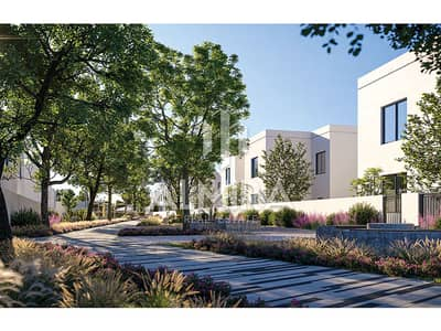Limited Offer - Latest 3BR TH In Yas - Hot Investment