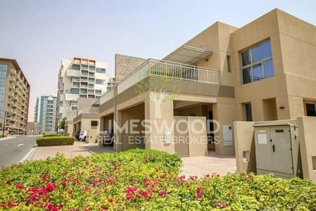 4 Bedroom Villa for Sale in Dubai Silicon Oasis, Dubai - Great Price  4BR | Single Row | Vacant | Pool View