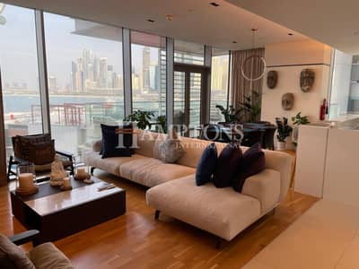 3 Bedroom Flat for Rent in Bluewaters Island, Dubai -  3BR + Maid's | Ain Dubai View