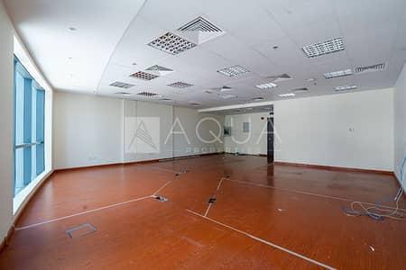 مکتب  للايجار في الخليج التجاري، دبي - Fitted Office   Amazing View   Regal Tower
