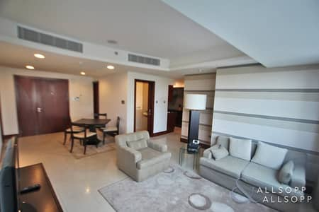 2 Bedroom Apartment for Rent in World Trade Centre, Dubai - Fully Furnished | Fully Serviced 2 Bedroom