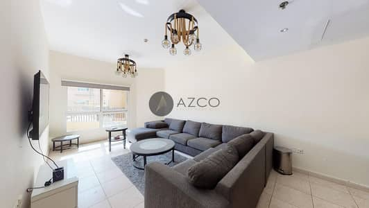 1 Bedroom Flat for Sale in Jumeirah Village Circle (JVC), Dubai - FULLY FURNISHED| LUXURIOUS LIFESTYLE| HUGE BALCONY