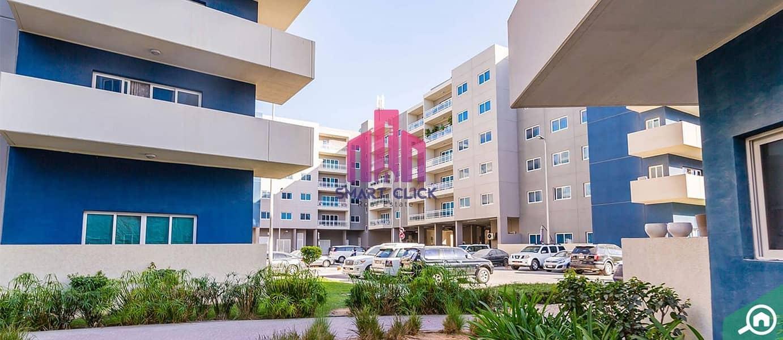 10 Abu Dhabi -Al Reef Downtown