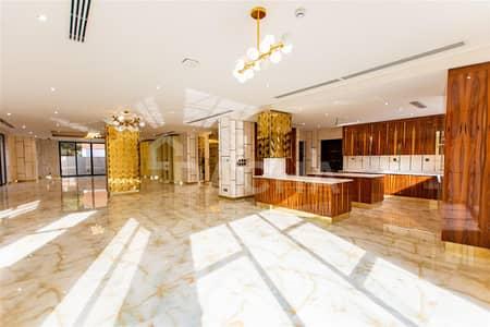 5 Bedroom Villa for Sale in Jumeirah Golf Estate, Dubai - Stunning Custom Design / Completely Upgraded